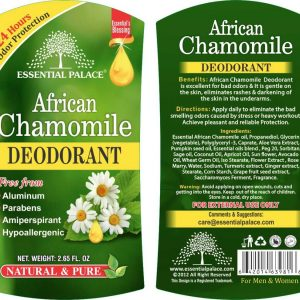 AFRICAN CHAMOMILE DEODRANT NO 1