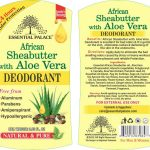 AFRICAN SHEABUTTER WITH ALOE VERA NO 1
