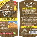 EGYPTIAN MUSK DEODRANT NO 1