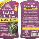 PATCHOULI WITH INDIAN HEMP NO 1